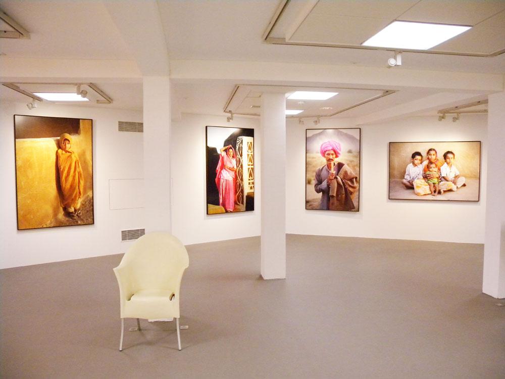 Les expositions à la galerie de l'Etrave du Théâtre Maurice Novarina à Thonon-les-bains - maison des Arts du Léman